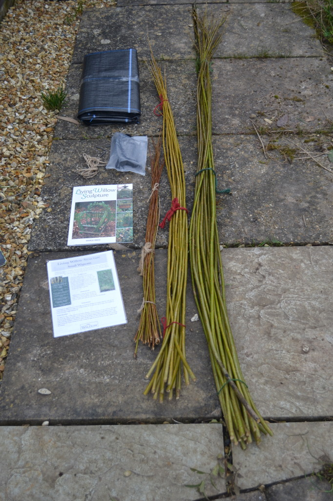willow wigwam kit