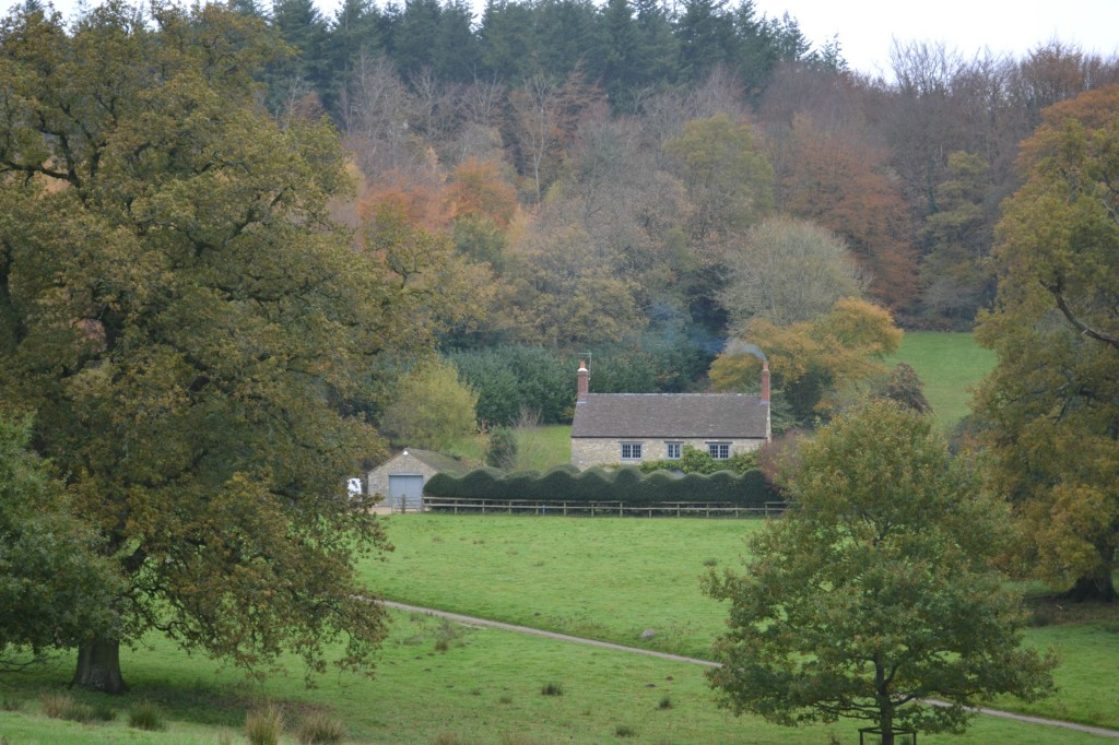 cottage Stourhead