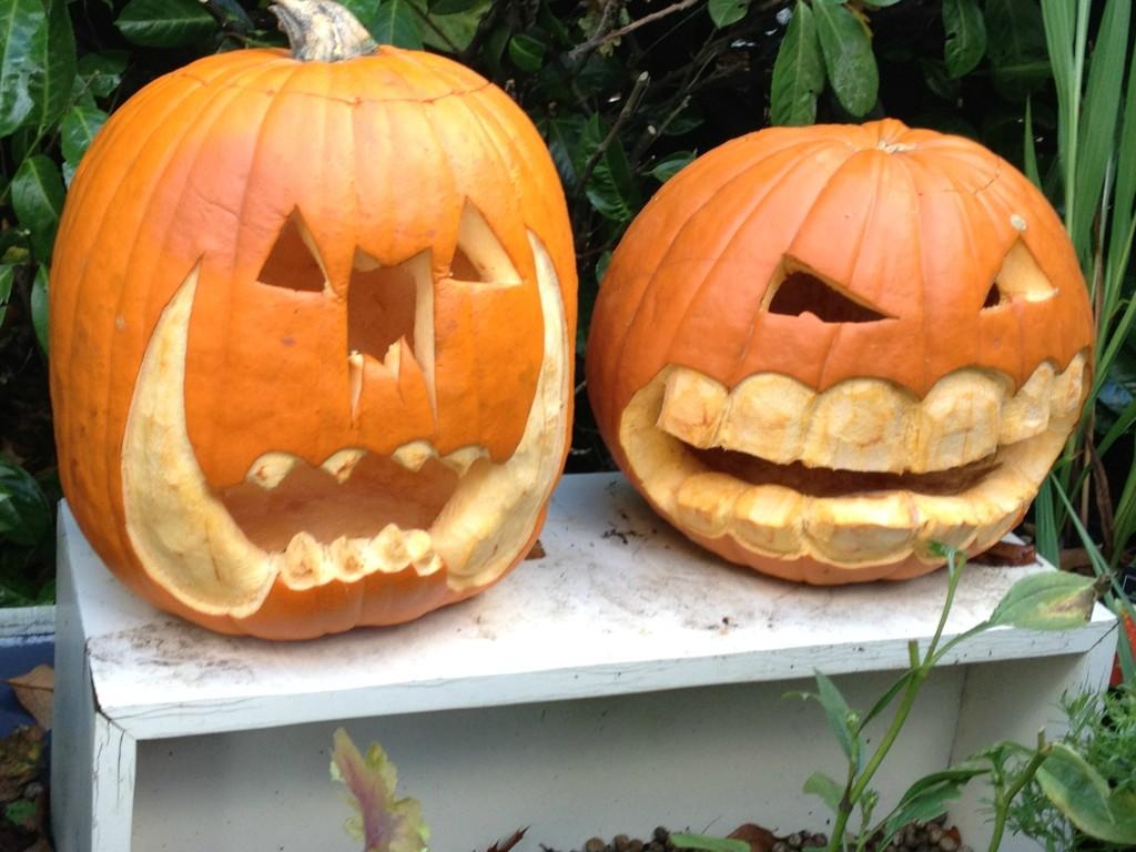 pumpkins Claremont