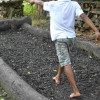 Kew Gardens Barefoot Walk