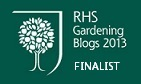 rhs gardening blogs 2013